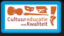 Logo Cultuureducatie met Kwaliteit